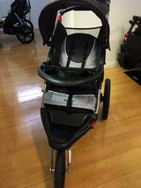 barely used jogging stroller in Fort Irwin, California