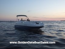 2014, 24' EBBTIDE 2400 SS Deck Boat For Sale with Single Gas YAMAHA 200HP 4-Stroke Outboard in MacDill AFB, FL