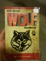 boy scout wolf handbook in Alamogordo, New Mexico
