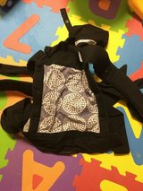 Baby carrier with strings in black infantino in Oswego, Illinois