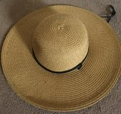 VARIOUS SUN HATS, ONE NWT, THE OTHER WORN ONCE in Lakenheath, UK