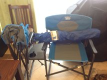 2 Timber Ridge folding chairs with a bag chair thrown in if you buy both in Okinawa, Japan