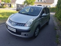 2006 NISSAN NOTE *LOW KM * NEW INSPECTION in Spangdahlem, Germany