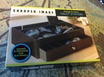 New Sharper Image Charge & Store Valet Station in Fort Riley, Kansas