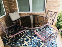 Price Reduced! Coleman Patio Dining Set in Byron, Georgia