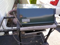 Weber natural gas grill in Shorewood, Illinois