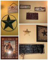 cowboy western decor in Fort Leonard Wood, Missouri