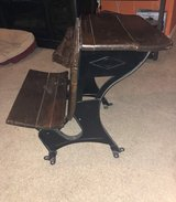 Antique School Desk in Fort Leonard Wood, Missouri