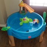 Step 2 water table in Houston, Texas