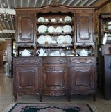 French Louis XV style dining room hutch in Baumholder, GE