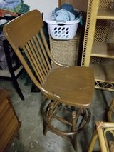 Vintage Swivel Stool Barber Chair in Naperville, Illinois