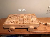 Kids Wooden Blocks Toys in Joliet, Illinois