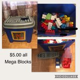 Mega-Blocks Kids Toys Large Legos in Joliet, Illinois