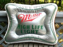 NEW in-Package Miller High Life Light Beer Inflatable in Kingwood, Texas