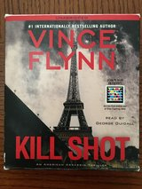 "Vince Flynn's ""Kill Shot"" Audio Book in Fort Leonard Wood, Missouri"