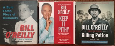 Bill O'Reilly Audio Books in Fort Leonard Wood, Missouri