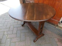 REDUCED Drop Leaf Side Table in Lakenheath, UK