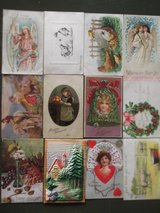 Antique collectible Postcards from the early 1900's (over 200) in Las Cruces, New Mexico