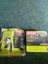 Intelliport and 18v 3-speed impact driver brand new never used in Fort Campbell, Kentucky