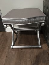 vintage table solid steel in Sacramento, California