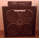 Hartke Bass Amp and Head Unit in Lakenheath, UK