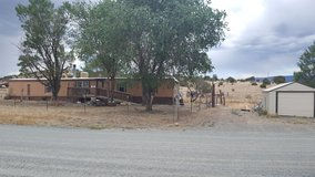INVESTOR DEAL---1 Acre in Capitan--3 beds/2 baths w/ 1 Car Oversize Garage--SELLER FINANCING!!! in Las Cruces, New Mexico