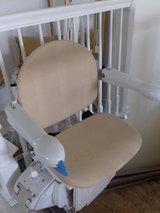 Stair lift, electric in Naperville, Illinois