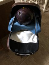 Bowling Ball with Case in Morris, Illinois