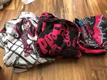 MONSTER HIGH full size bedding set in Sugar Grove, Illinois
