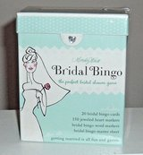 NEW Mindy Weiss Bridal Bingo Wedding Shower Game NEW IN BOX Sealed in Morris, Illinois