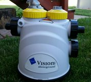 Pool Chlorine dispenser and mineral purifying system in Oswego, Illinois