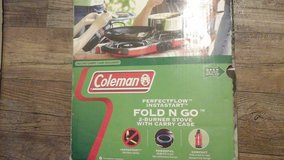 Coleman Fold an Go Grill/Stove in Camp Pendleton, California