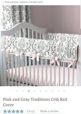 Crib bedding in Sandwich, Illinois