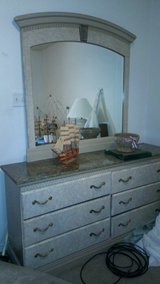 Dresser Drawer with mirror in Fort Hood, Texas