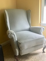 wing back recliner in Clarksville, Tennessee
