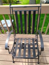 4 Patio Chairs in Orland Park, Illinois