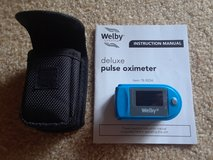 Welby Deluxe Pulse Oximeter in Schaumburg, Illinois