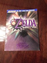 Official Nintendo The Legend of Zelda: Majora's Mask Player's Guide in Schaumburg, Illinois