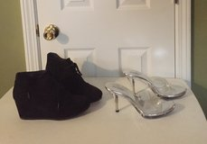 Ladies Shoes (size 10 - 9) Price each in Eglin AFB, Florida