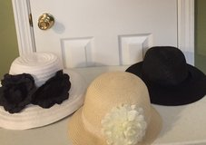 Ladies Hats (price each) in Eglin AFB, Florida