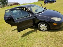 2003 FORD FOCUS  2.0 in Lake Charles, Louisiana