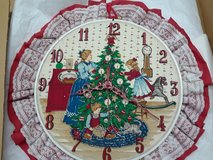 Christmas Clock in Elgin, Illinois