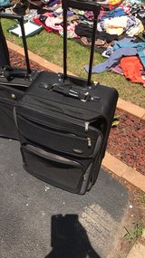 suite case black in Oswego, Illinois
