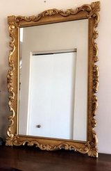 "big wall mirror 34""x24"" in Oswego, Illinois"