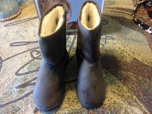 New Grey Size 8 Dawgs 9 Inch Boots in Fort Riley, Kansas