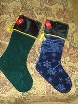 NWT Xmas stockings in Glendale Heights, Illinois