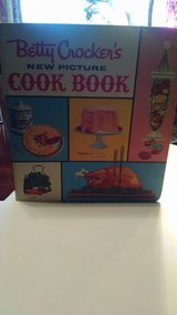 Betty Crocker Cookbook in Conroe, Texas