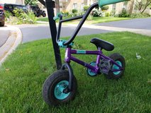 Mini Rocker BMX Bike - Barely used in Wheaton, Illinois