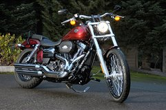 Want the Last NEW 2017 Harley Davidson Dyna Wide Glide??? in Wiesbaden, GE