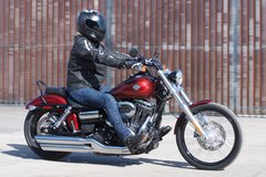 Want the Last NEW 2017 Harley Davidson Dyna Wide Glide??? in Ansbach, Germany